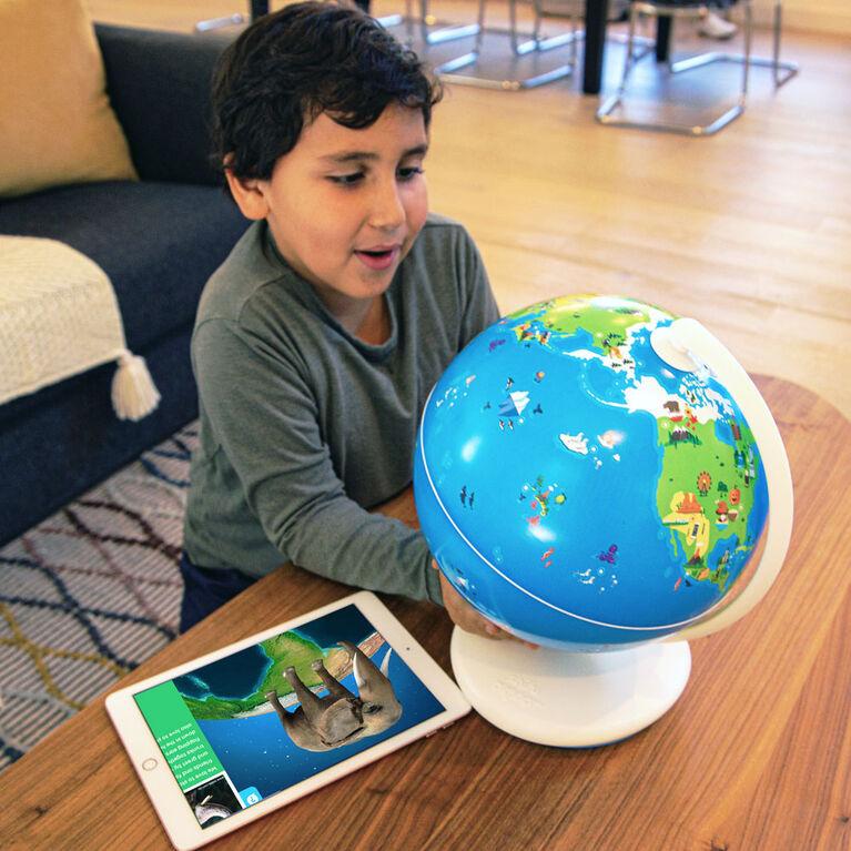Shifu - Orboot - Educational AR Globe