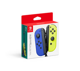 Joy-Con (L)/(R) - Blue/Neon Yellow
