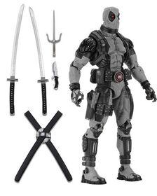 Deadpool X Force 1/4 Scale Figure