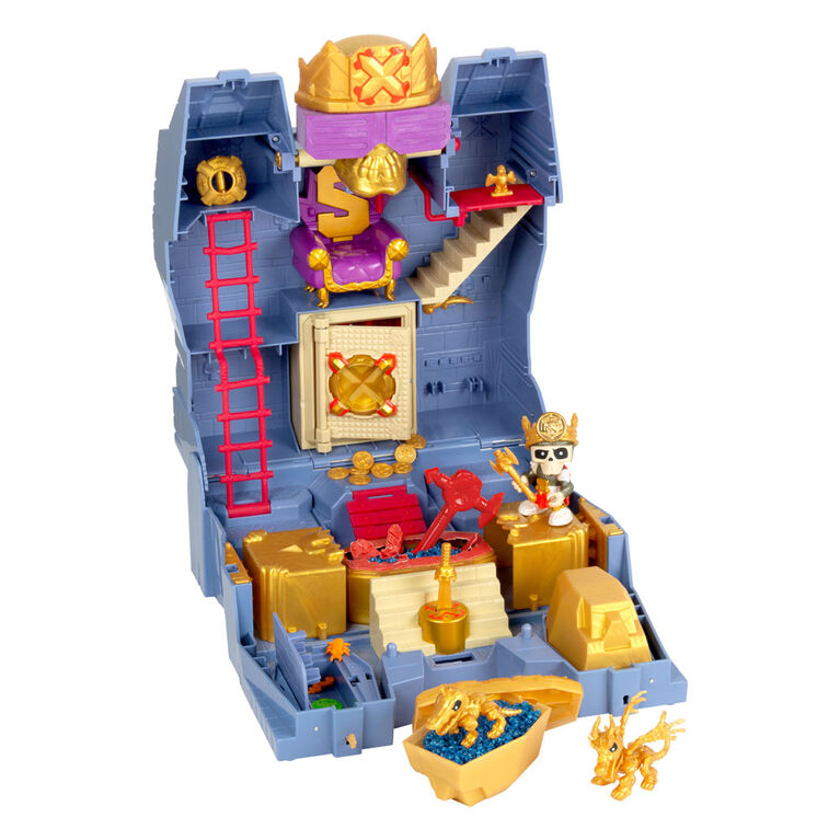 Treasure X: King's Gold Treasure Tomb