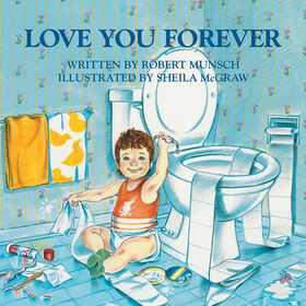 Love Your Forever Board Book - English Edition
