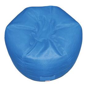 Boscoman - Fauteuil poire rond - bleu