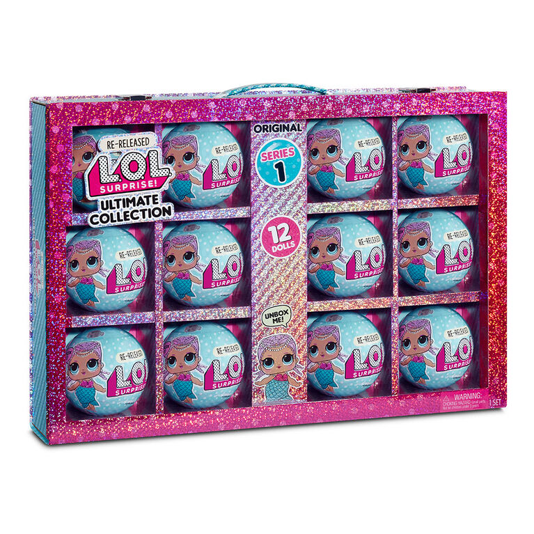 L.O.L. Surprise! Ultimate Collection Diva - 12 Re-released Dolls Series 1