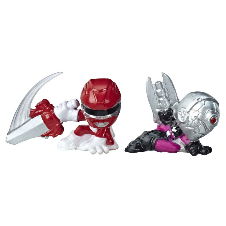 Power Rangers Toys Micro Morphers Series 1 Collectible Figures