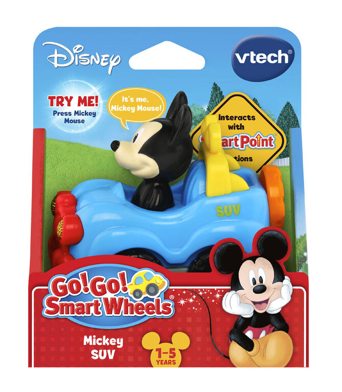 VTech® Go! Go! Smart Wheels® Mickey SUV - English Edition