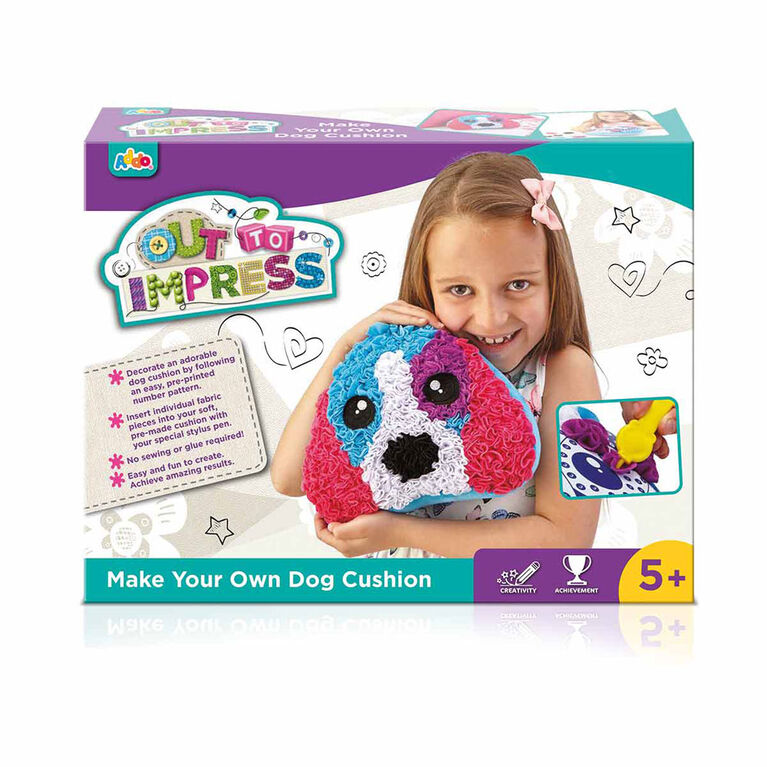 Out To Impres MYO Dog Cushion - English Edition - R Exclusive