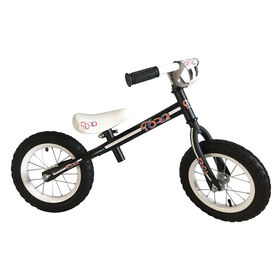ZUM Toyz, TORQ Balance Bike Stealth-Black