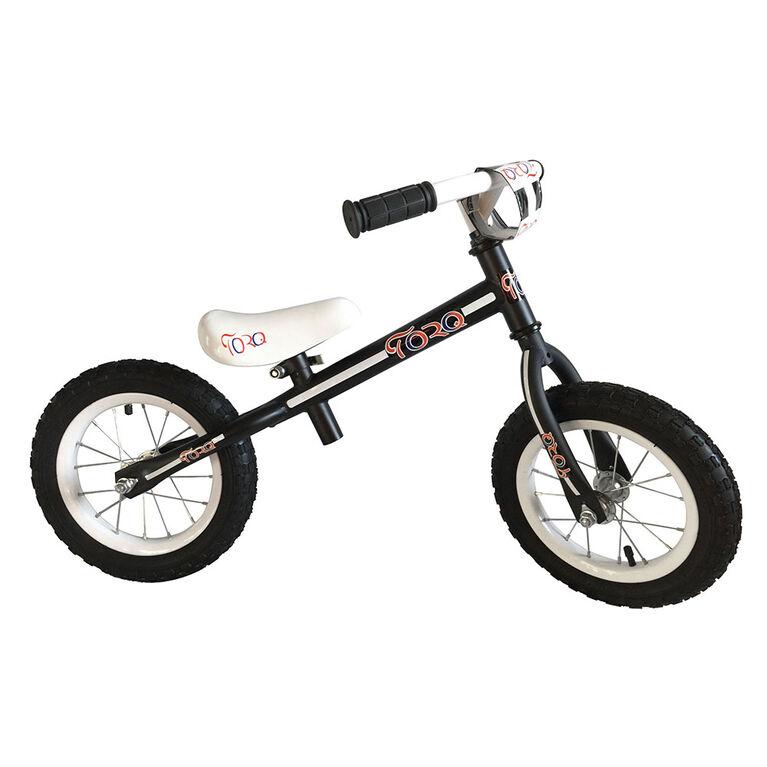 ZUM Toyz, TORQ Balance Bike Stealth-Black - English Edition