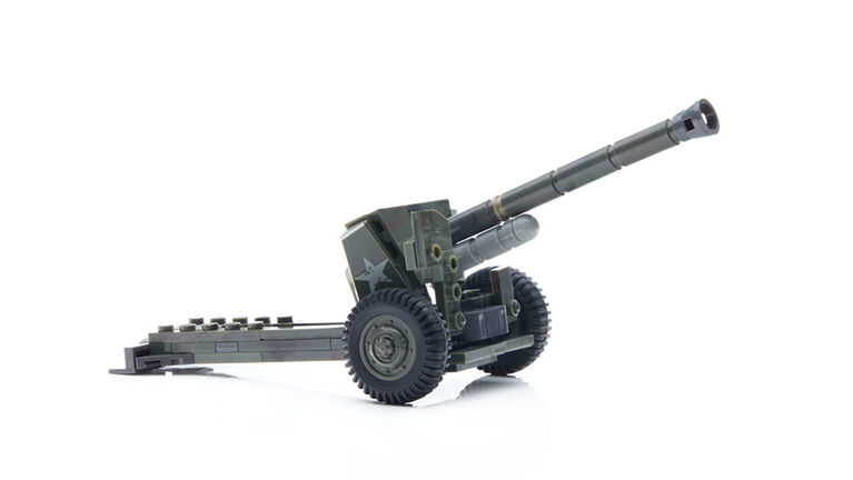 Mega Construx Call of Duty Anti-Tank Gun Set