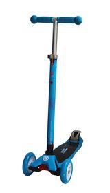 Sport Runner 3 Wheel Scooter with Light Up Wheels - Blue