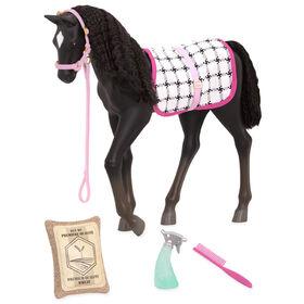 Our Generation, Black Velvet Foal, 12-inch Horse