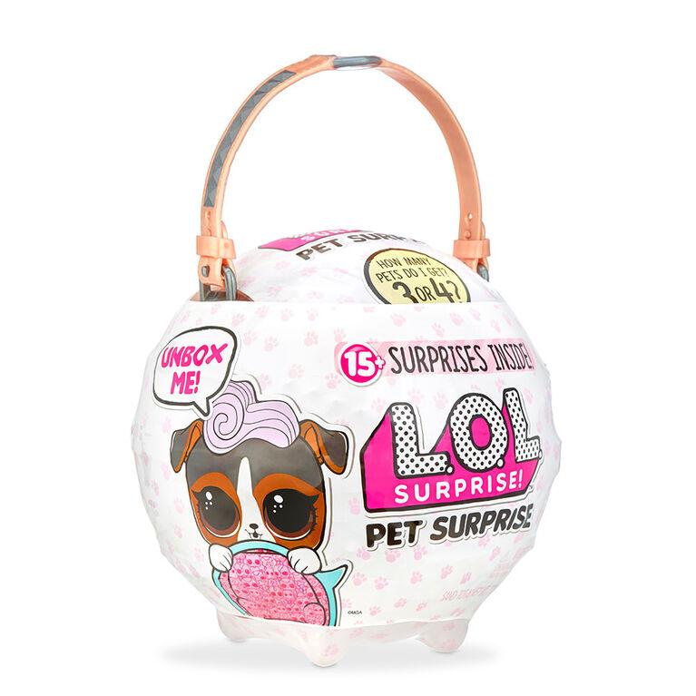 L.O.L. Surprise! Pet Surprise - D.J. K9
