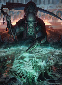 """Court of the Dead """"The Dark Shepherd's Reflection"""" 1000 Piece Puzzle"""
