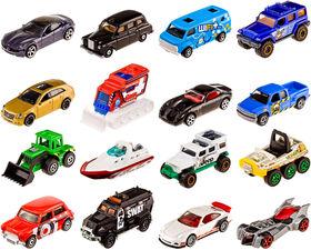 Matchbox - Collections de véhicules - Les styles peuvent varier