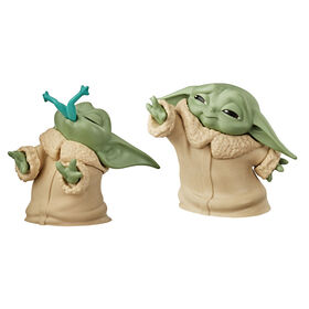 "Star Wars The Bounty Collection The Child 2.2-Inch The Mandalorian ""Baby Yoda"" Figure 2-Pack"