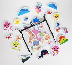 Baby Shark Bath Sticker Pack (30pcs)