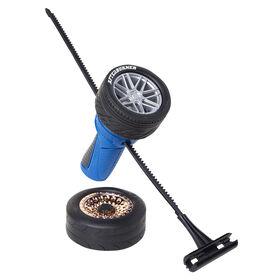 Fly Wheel 2 Pack - Race Wheel Style - Blue & Black