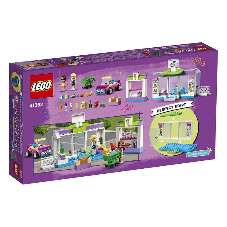 LEGO Friends Le supermarché de Heartlake City 41362