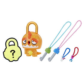 Lock Stars Basic Assortment Orange Dinosaur–Series 1