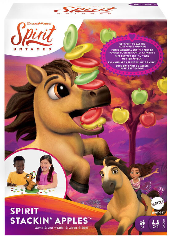 Spirit Stackin' Apples