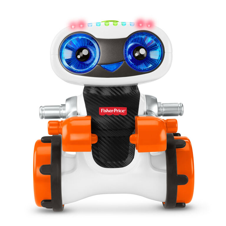 Fisher-Price Code 'n Learn Kinderbot - English Edition