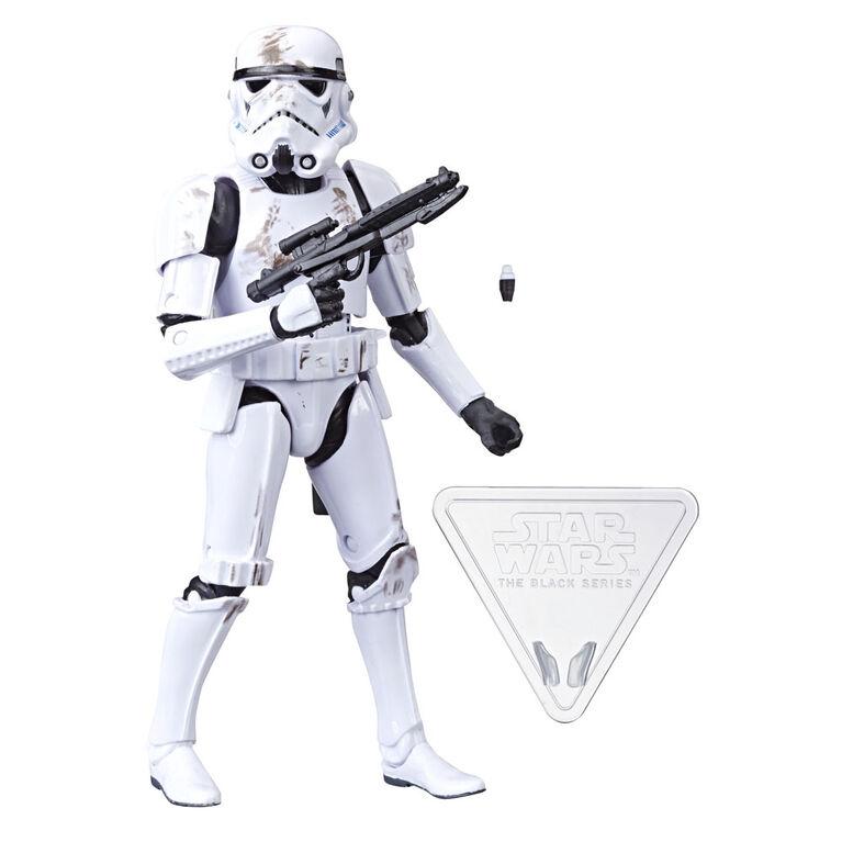 Star Wars The Black Series 6-Inch Luke Skywalker (Death Star Escape) Figure