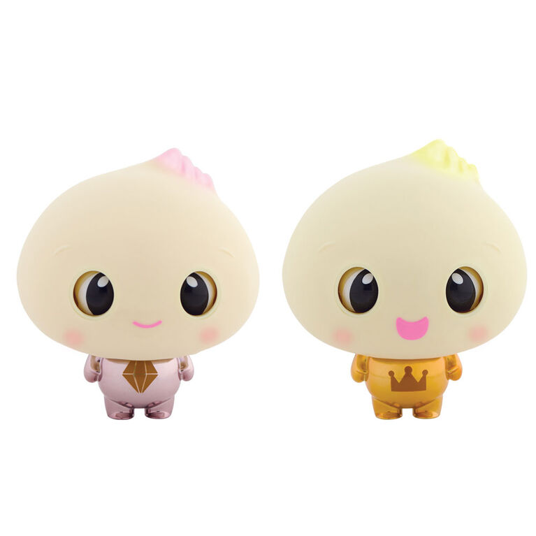My Squishy Little Dumplings 2-Pack Rose Gold/Gold - R Exclusive