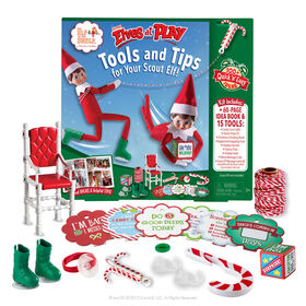 Elf on the Shelf Scout Elves at Play - English Edition