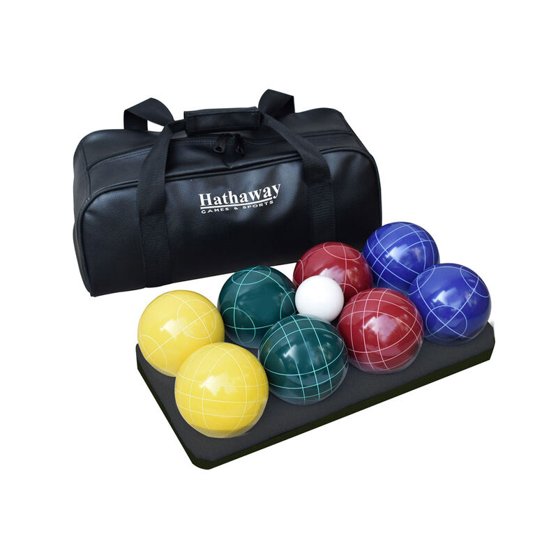 Deluxe Bocce Ball Set