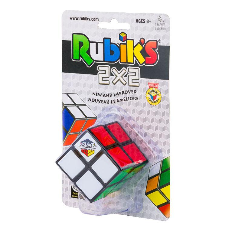 Mini-cube Rubiks 2X2
