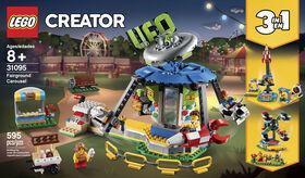 LEGO Creator Le manège de la fête foraine 31095