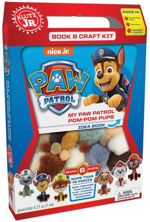 Klutz Junior - Pom Paw Patrol - English Edition