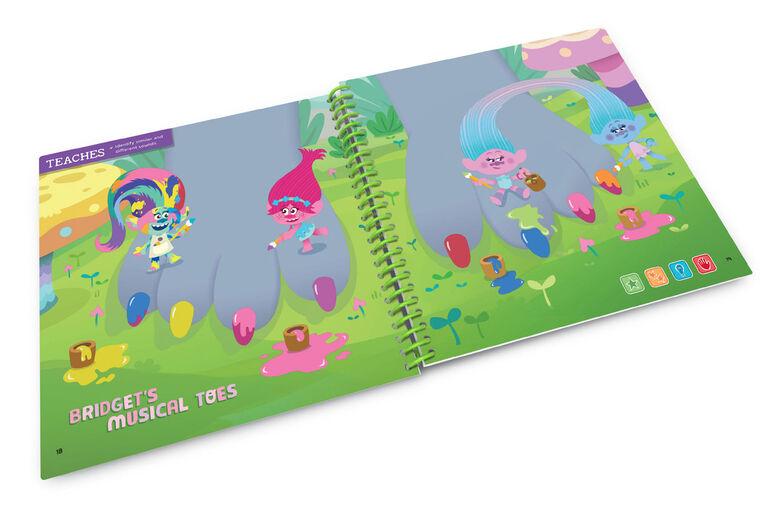 LeapFrog LeapStart Résouds tout Poppy & Branch - livre d'activités - édition anglaise