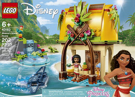 LEGO Disney Princess Moana's Island Home 43183