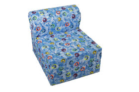 Comfy Kids Flip Chair - Swirls