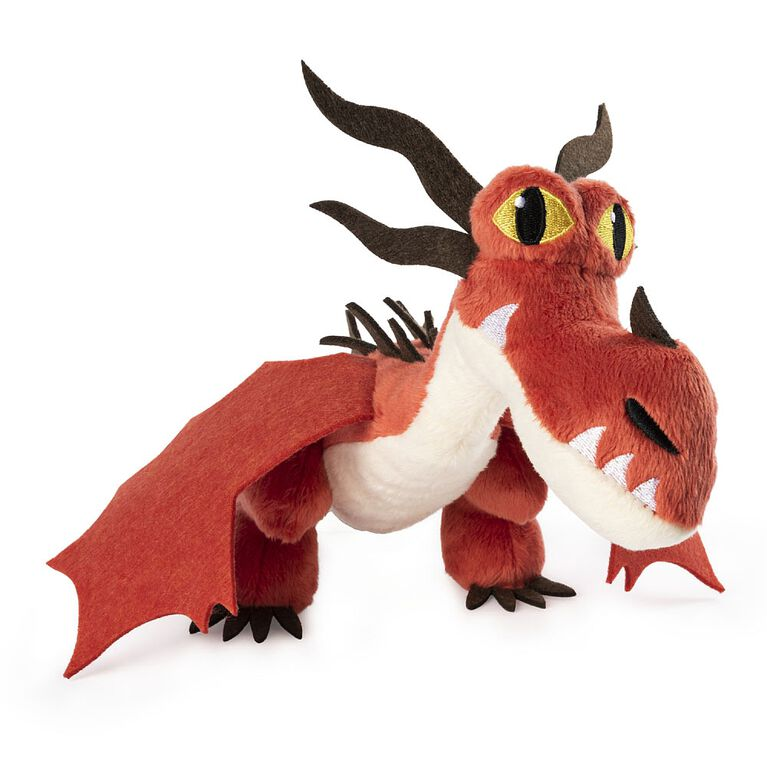 Comment entraîner son dragon, Peluche de première qualité Crochefer de 20,32 cm.