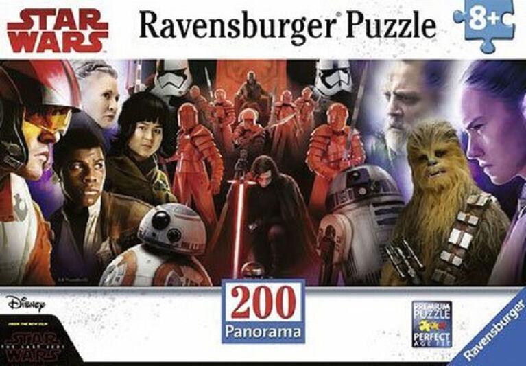 Ravensburger: Star Wars Episode 8 Jigsaw Puzzle 200 Piece