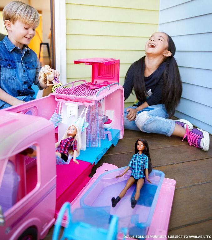 Barbie - Caravane de Rêve.