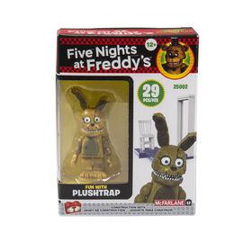 Five Nights at Freddy's  Micro Construction Set - Fun w/Plushtrap