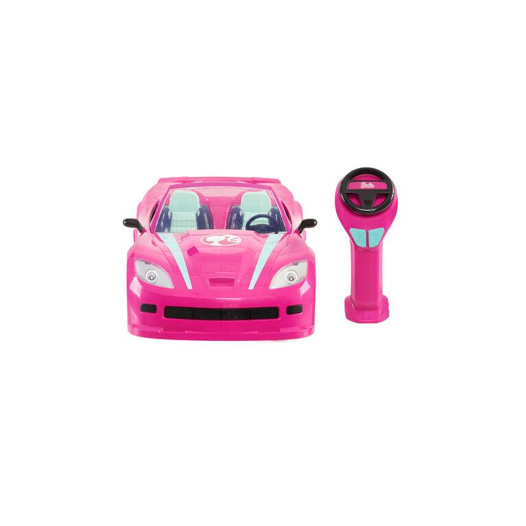 Barbie RC Convertible Car - R Exclusive