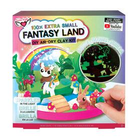 100% Extra Small FANTASY LAND Clay Kit