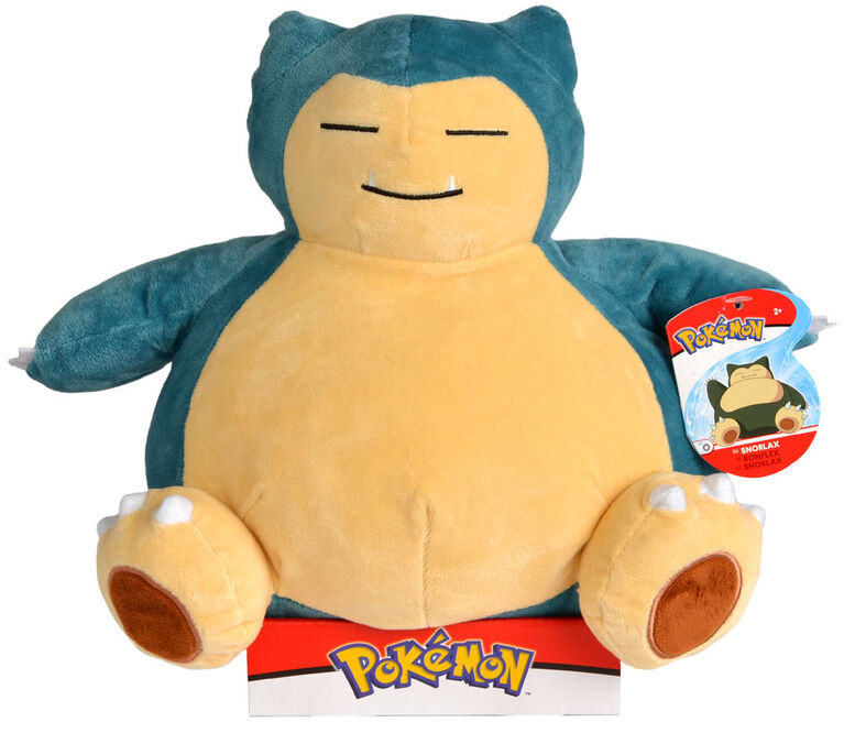 "Pokemon - 12"" Plush - Snorlax"