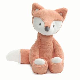 """Baby GUND Baby Toothpick Emory Fox Plush Stuffed Animal, Orange and Cream, 16"""""""