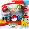 Pokémon - Clip N Go Belt Asst - Pikachu, Pokeball Belt Set