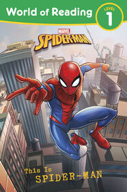 World Of Reading This Is Spiderman - English Edition