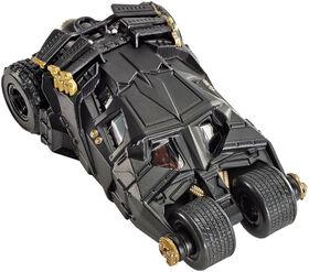 Hot Wheels collection Premium - Véhicule de Batman: Le chevalier noir