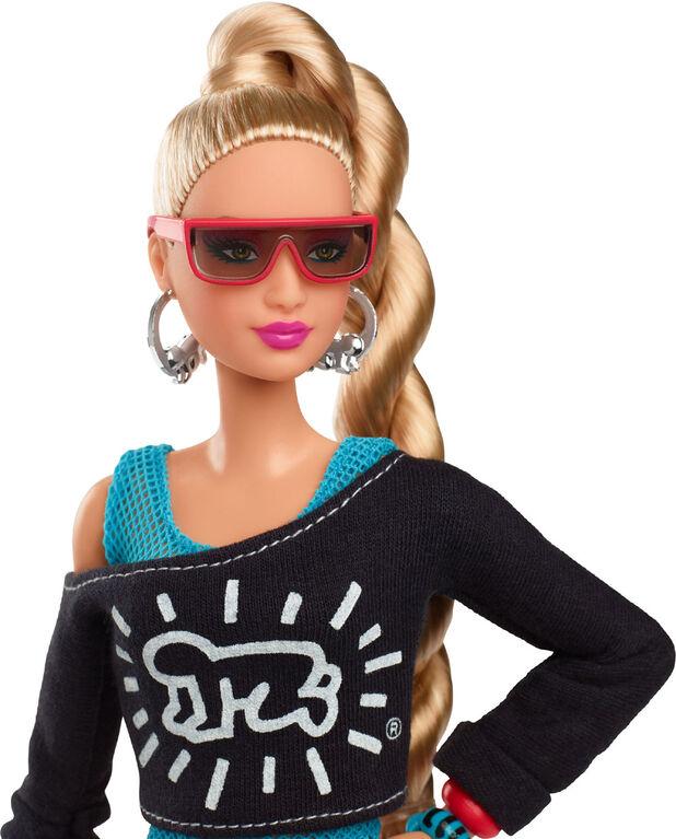 Keith Haring X Barbie Doll - English Edition