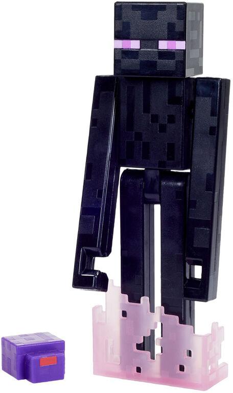 Minecraft Biome Builds Enderman Figure