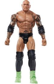 WWE - Wrestlemania - Figurine articulee - Batista