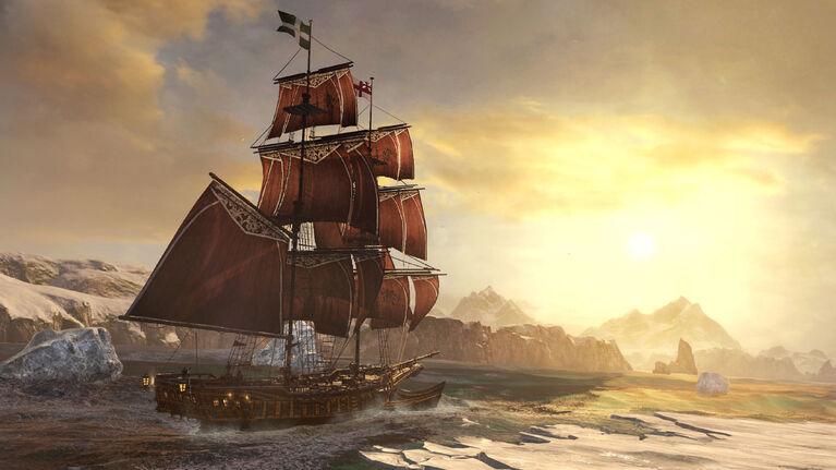PlayStation 4 - Assassin's Creed Rogue Remastered